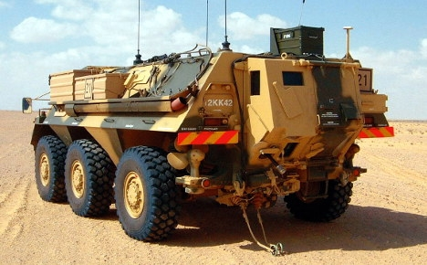 Germany approves Algeria arms factory deal
