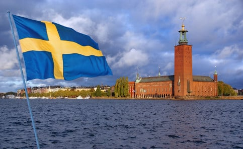 Sweden celebrates 200 years of peace