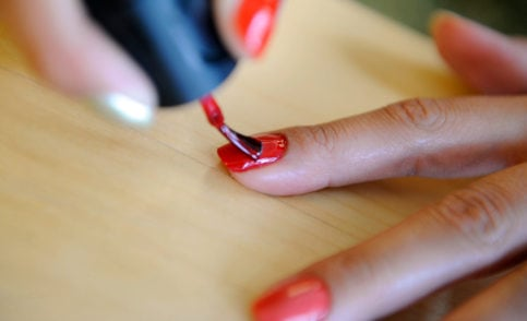 Swedes spend fortune on nail polish trend