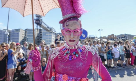 Stockholm Pride climax set to be 'hot and humid'