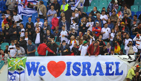Security fears block Germany-Israel match
