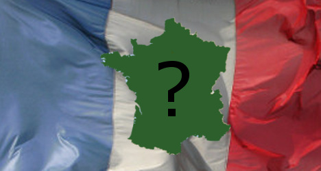 And the least touristy areas of France are..?