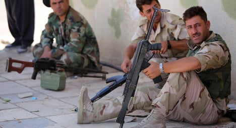 France to increase support to Iraqi Kurds