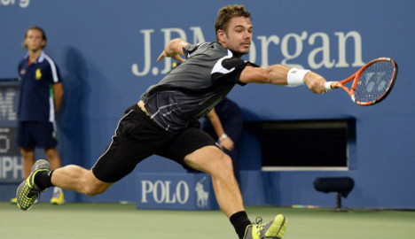 Wawrinka first seed into US Open third round
