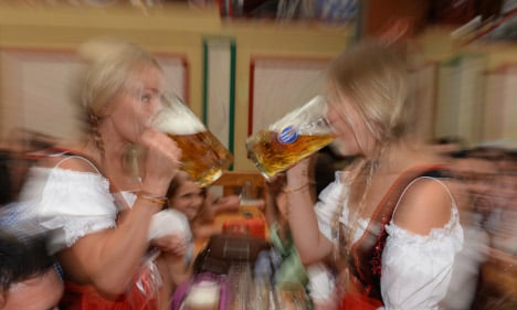 Your guide to Munich Oktoberfest's beer
