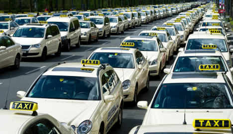 National Uber ban is revenge of the taxis