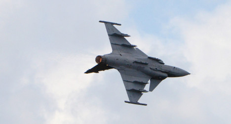 Sweden protests over Russian plane incursions