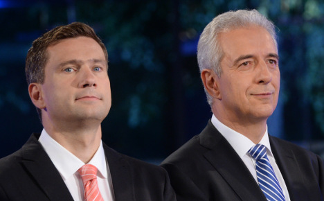 Coalition horsetrading starts after Saxony vote