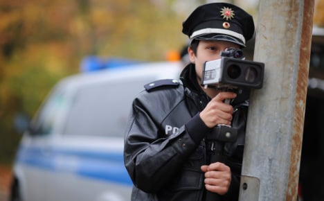 13,000 police will catch speeders on Thursday
