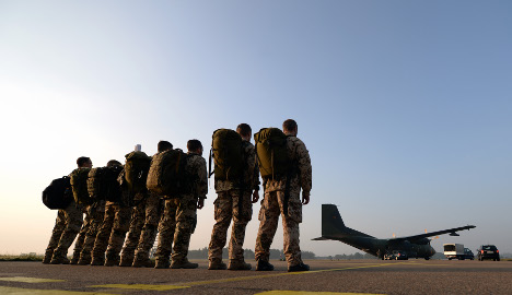 Iraq denies entry to German military trainers