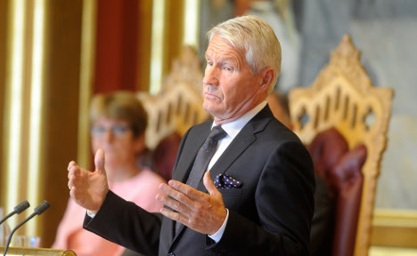 Jagland faces Nobel committee exclusion
