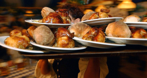 Your guide to Munich Oktoberfest's food