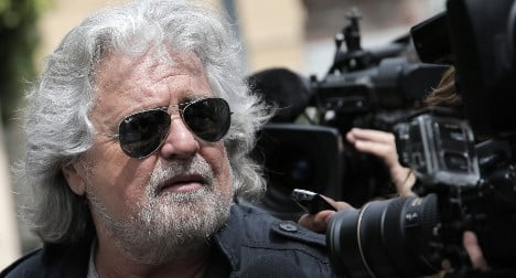 Grillo's 'isolate migrants' plan dismissed by WHO