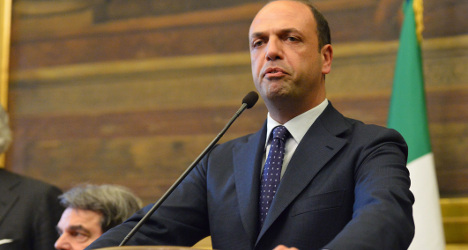 Italy steps up security after Isis threats