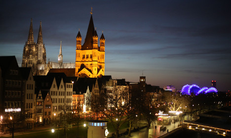 What's so great about… Cologne?