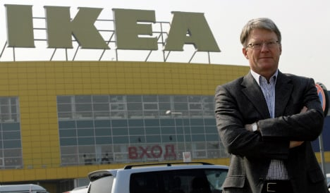 Ikea offices raided by Russian investigators