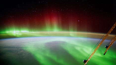 VIDEO: How one German astronaut sees Earth