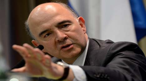 Frenchman 'snubbed for top EU finance job'
