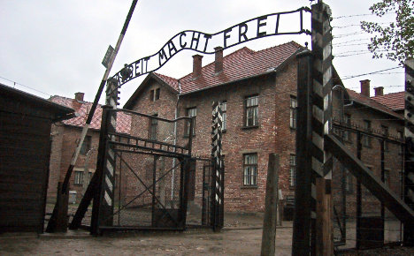 Auschwitz guard charged over 300,000 deaths