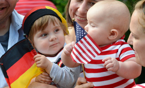 Germans want cooler relations with USA