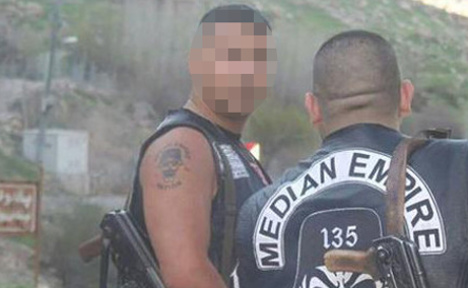 German motorcycle gang joins Isis fight