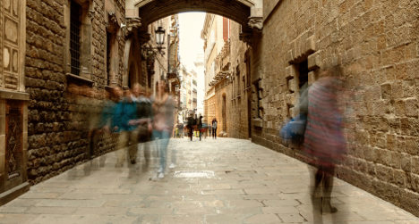 Summer love: Spain sees tourism record