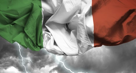 'Italy is the real sick man of Europe'