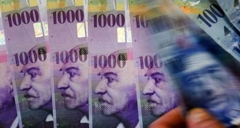 Swiss remain wealthiest in world: Credit Suisse
