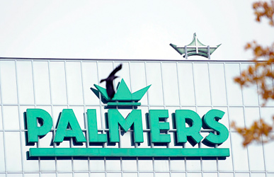 Palmers 'free flights' campaign backfires
