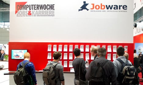 A third of the world wants to work in Germany
