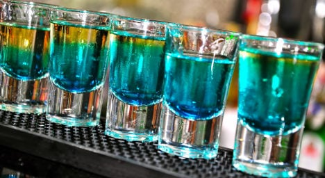 Frenchman dies after taking 56 shots of booze