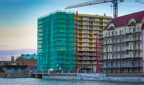 Housing crisis limiting Sweden's growth