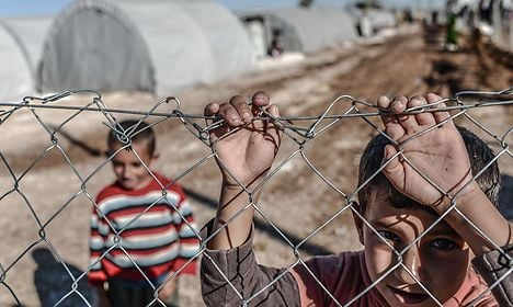 Danes donate millions to world's refugees