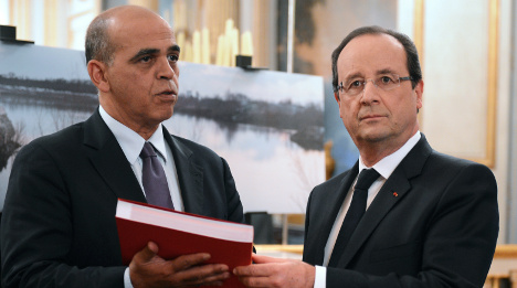 Scandal forces another Hollande minister to quit