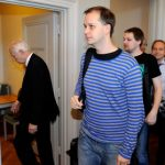 Pirate Bay Swede to give first public talk