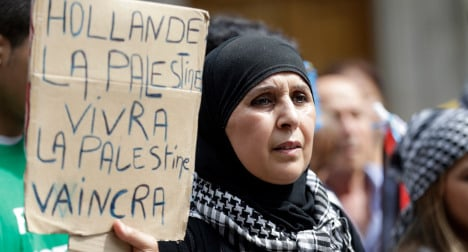 French MPs push for Palestine recognition