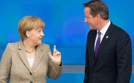 'Merkel can't negotiate on freedom of movement'