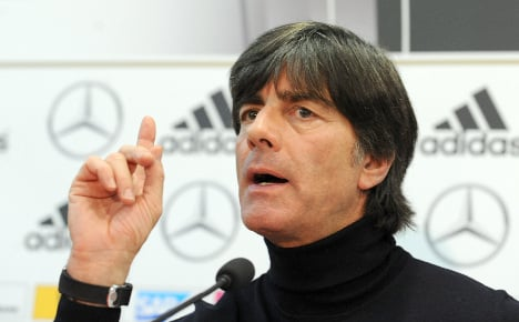 Spain win boosts Löw's spirits for 2015