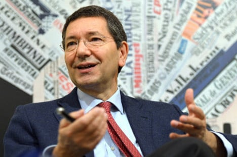 Outcry as Rome mayor flouts city's driving rules