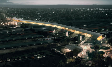 IN PICTURES: Denmark's new 'super station'