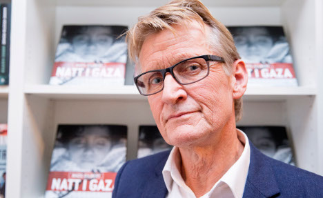 Mads Gilbert wants to return to Israel