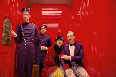 'Grand Budapest Hotel' owner sorry for racism