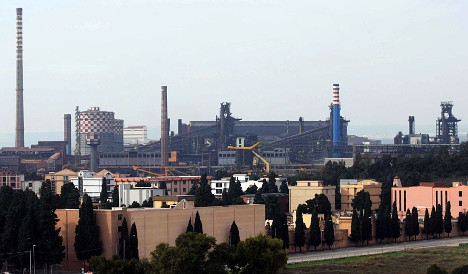 Troubled steel plant may be nationalized