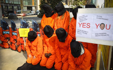 Greens and Left demand follow-up on US torture