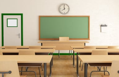 Teacher sues pupil for tripping her up