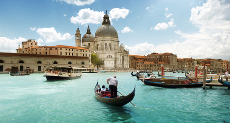 Rome-Venice train link to boost Italy tourism
