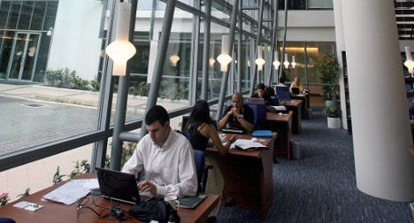 Two French business schools in Europe's top 5