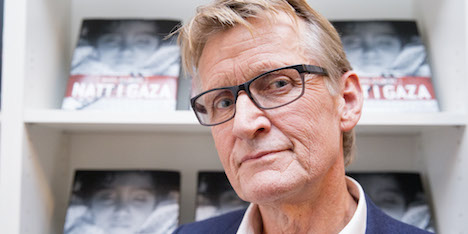 Gaza doc named Norway's person of year