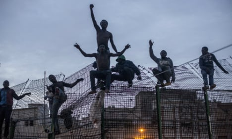 Europe's brutal African borders 'a tragedy'