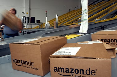 Amazon workers strike in Germany